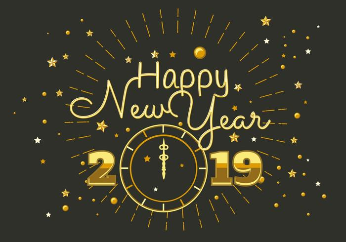 happy-new-year-2018-typography-vector